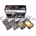 Klocki hamulcowe Performance Friction Z-Rated Impreza WRX STI (tył)