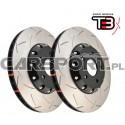 Tarcze hamulcowe nacinane DBA 5000 T3 do Legacy/Forester XT/WRX/BRZ przednie