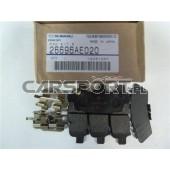 Klocki Subaru do Impreza/Legacy/Forester/Outback tył