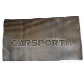 Osłona termiczna wydechu 90x50