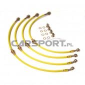 Przewody hamulcowe w oplocie Subaru Impreza GT -00