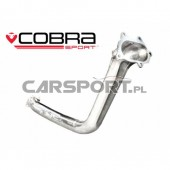 Downpipe COBRA SPORT do Impreza GT WRX 93-00 DE-CAT